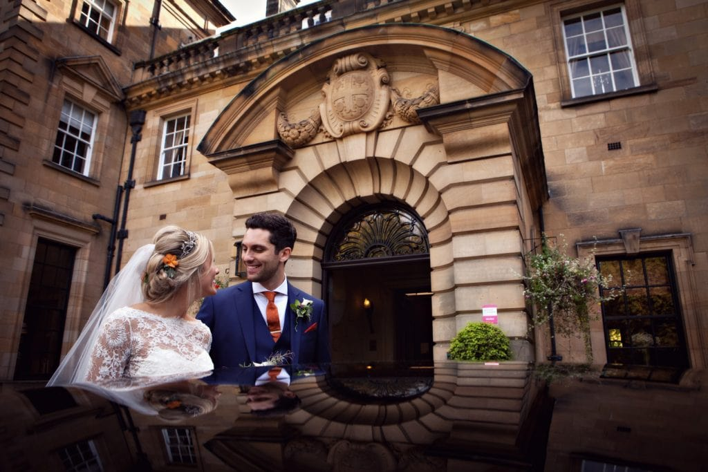 Crathorne Hall Wedding Photographer