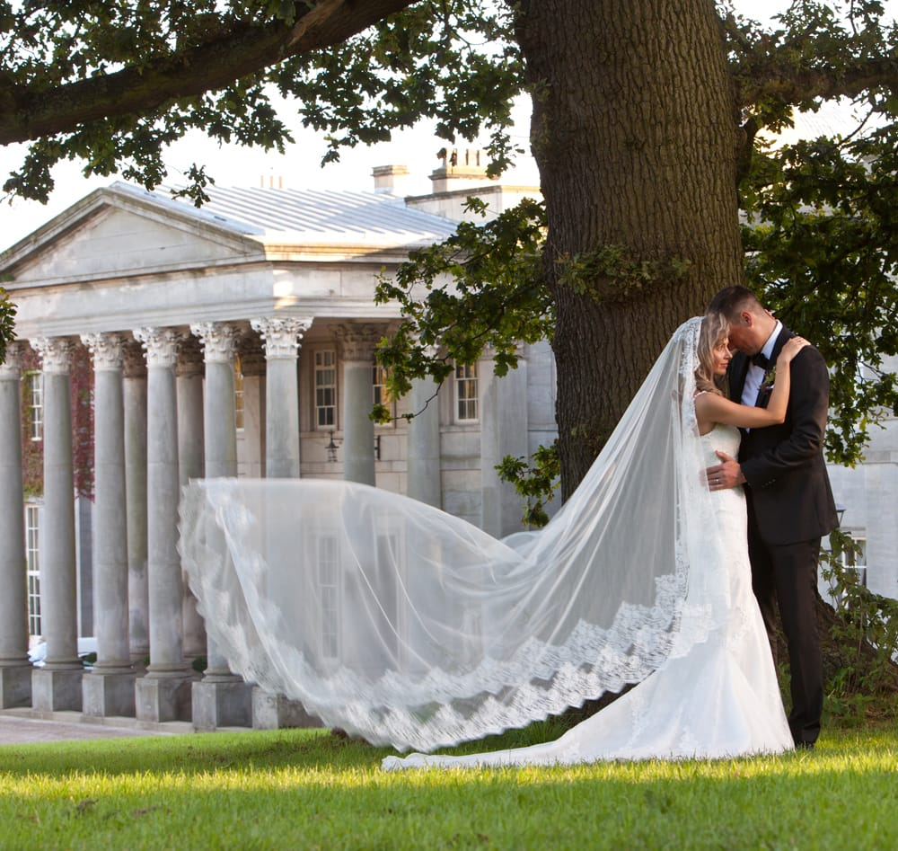 wynyard hall wedding photos